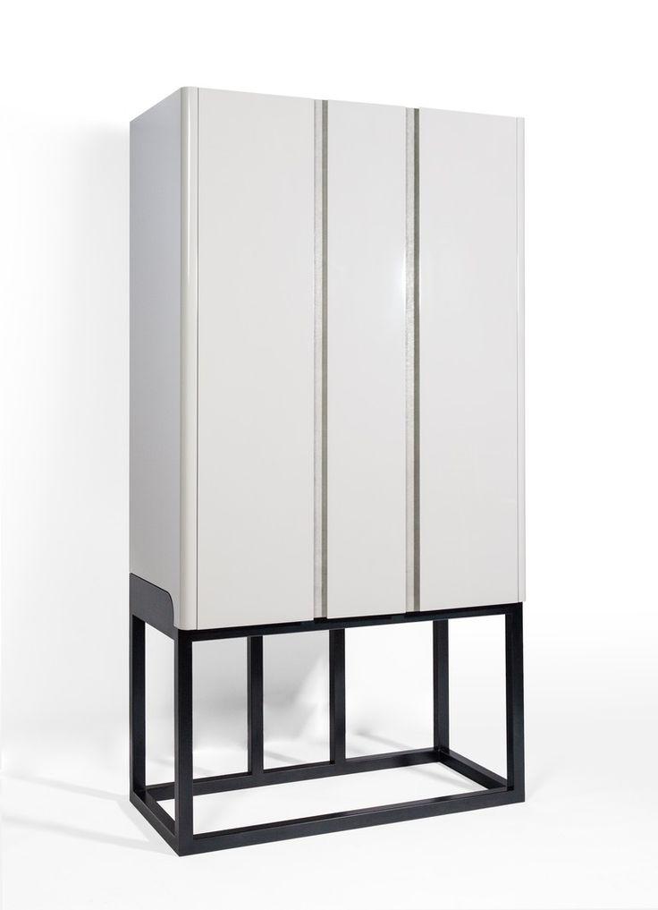Дохени Armoire - Современное искусство Deco Переходные Большие шкафы - Деринг зал