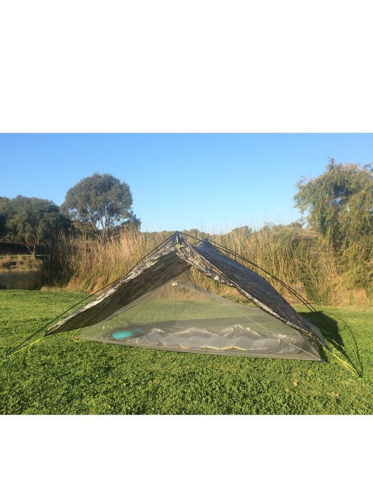 Tucked quietly away on the zpacks website is the Duplex tarp. That's the Duplex tent minus the groundsheet and bug netting. Or maybe the duplex tent is the tarp plus the groundsheet and bug n…