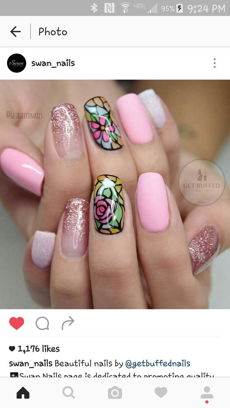 127 best Nails images on Pinterest | Nail art, Nail design and Mandalas