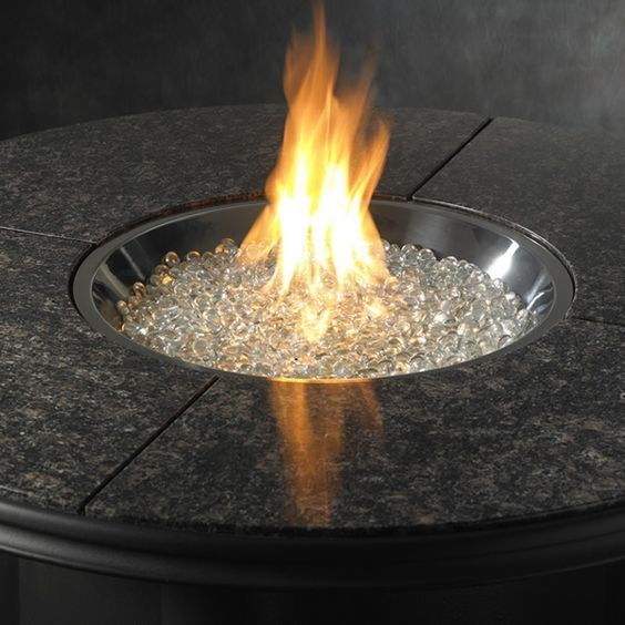 Best 25 Gas Fire Pit Table Ideas On Pinterest Gas Fire