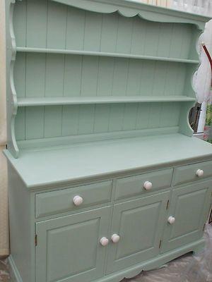 shabby chic welsh dresser