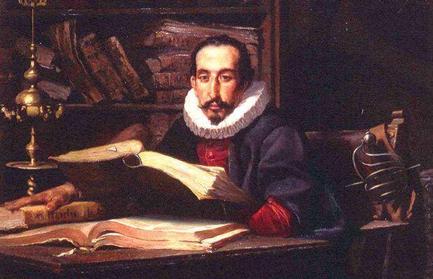 """""""A ver si muere Cervantes"""" por Javier Marías https://shar.es/1jqg0u #España #Cervantes400"""