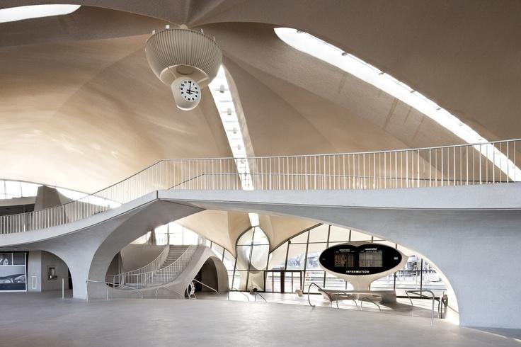Twa Terminal Interior