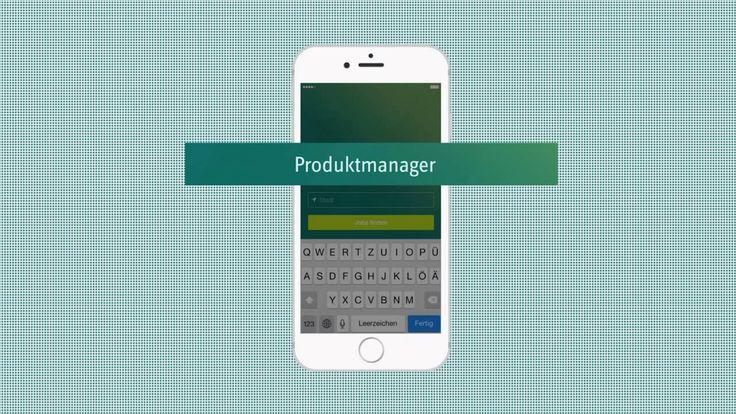 Der XING Stellenmarkt: Jetzt auch als App!