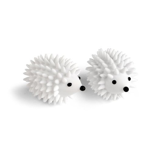 Hedgehog Dryer Balls by Kikkerland #Dryer_Balls #Hedgehog