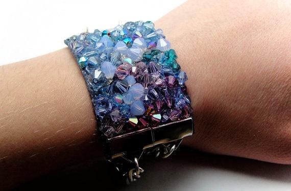 Ice Queen - Swarovski Crystal Bracelet