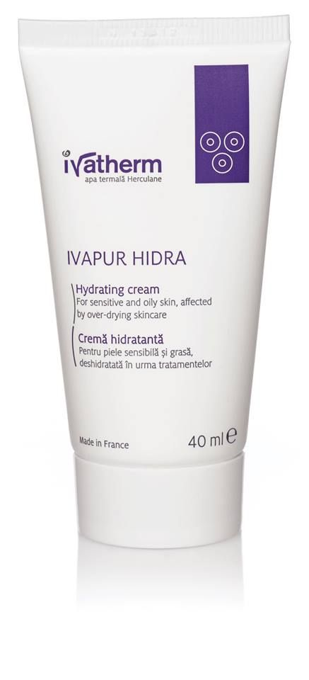 #IVAPUR HIDRA  #IVATHERM Provides deep, immediate, and long-term #hydration, promoting recovery of the cutaneous barrier.