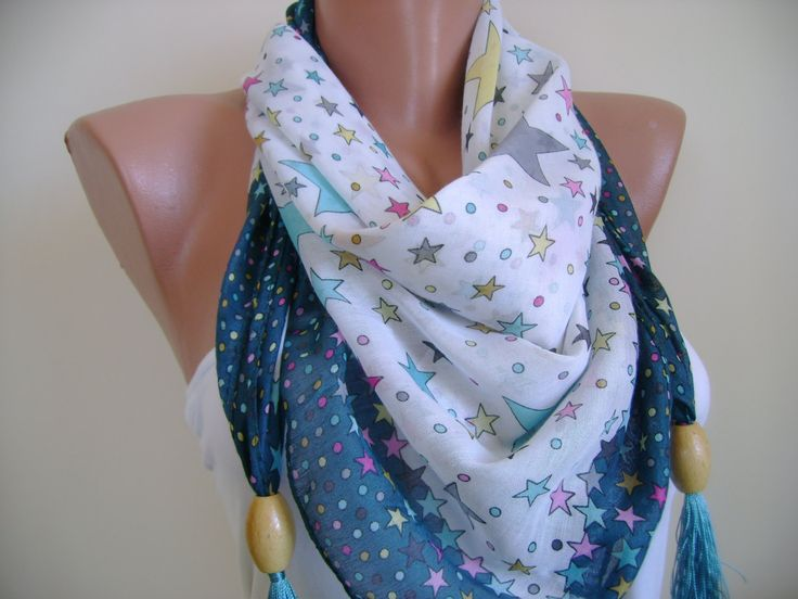 Scarf Shawl Fall Winter Scarf Trending Scarf by 3sisters3daughters