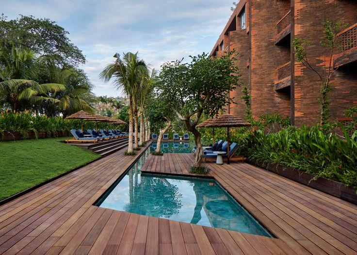Katamama hotel showcases Bali's crafts, materials and textiles   by Andra Matin