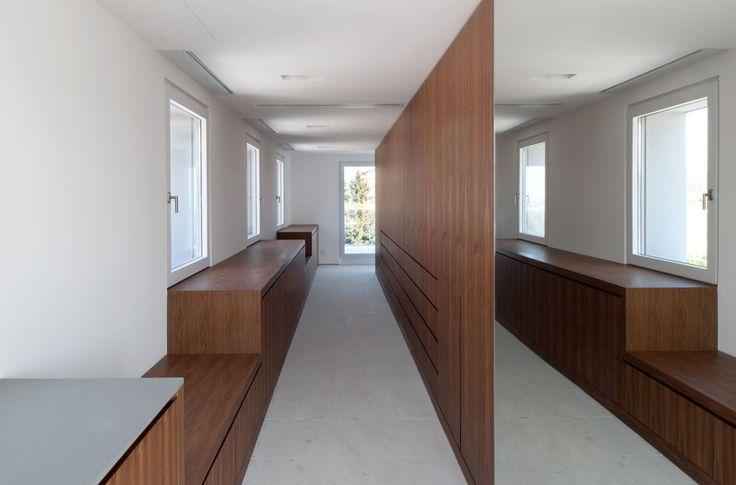 Graeme Mann & Patricia Capua Mann, Thomas Jantscher · Conversion of a Hotel to a Family Home · Divisare