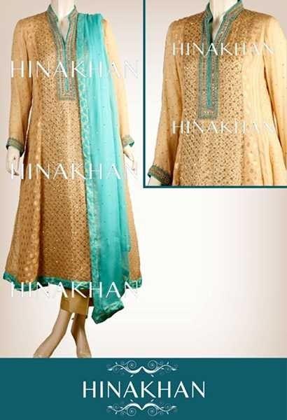 Hina Khan Summer Collection 2013 For Women