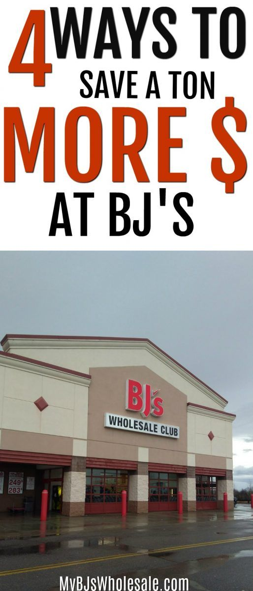 Wondering how to save more money at warehouse clubs? Are you a member of BJ's Wholesale? Here are four super tips to save a ton more money at BJ's Wholesale club.  via @tasiaboland