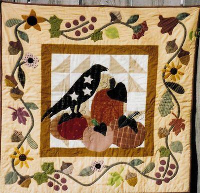 283 best Quilts-Autumn images on Pinterest | Fall quilts, Autumn ... : free autumn quilt patterns - Adamdwight.com