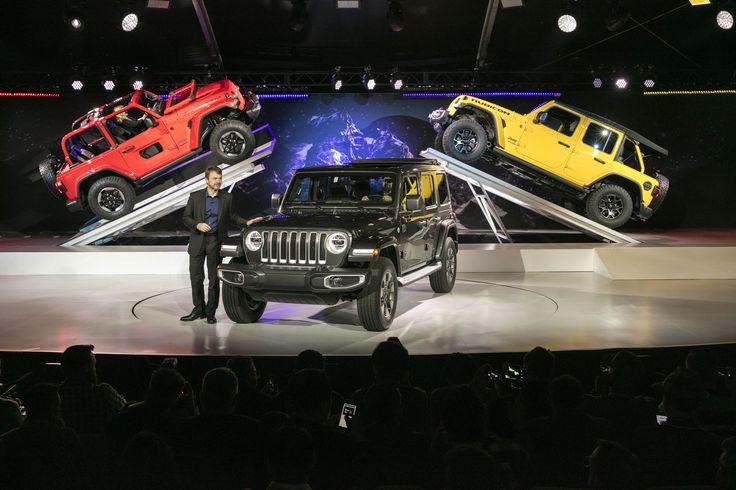 Jeep presentó oficialmente en L.A. el nuevo Wrangler: Conozca todos los detalles