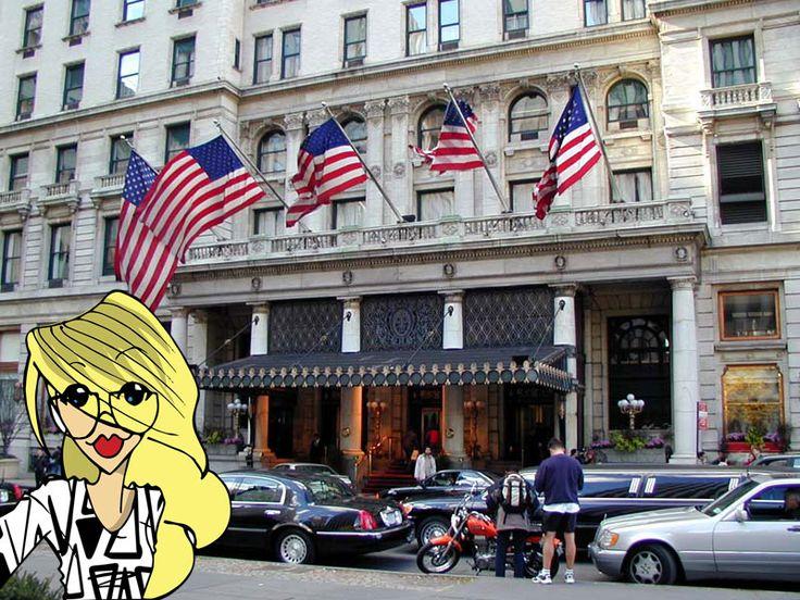 O The Plaza Hotel é meu hotel preferido em Nova York. Indico o day SPA para relaxar depois do voo, saio de lá renovada