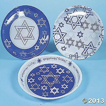 Hanukkah Plates  sc 1 st  Pinterest & 33 best Hanukkah images on Pinterest | Hannukah Happy hanukkah and ...