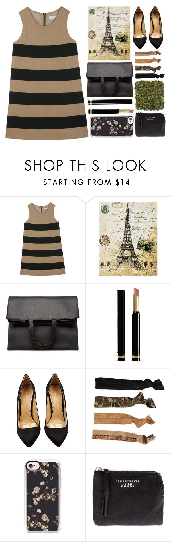 """Here's The Tea"" by emcf3548 ❤ liked on Polyvore featuring STELLA McCARTNEY, La Tour Eiffel, Maison Margiela, Gucci, Charlotte Olympia, Glam Bands, Casetify and Acne Studios"