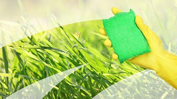 De voorjaarsschoonmaak kan groen. Tien tips.