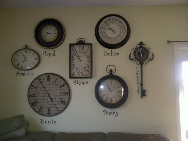 Love This: International Clock Gallery