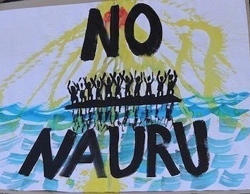Michelle Pini 17 August 2016, 1:30pm PoliticsHuman rights 49 0 0  (Image via probonoaustralia.com.au) Deputy editor Michelle Pini spoke with Nauru child support worker Leah Gough about the circums… https://winstonclose.me/2016/08/18/103-nauru-and-manus-staff-speak-out-bring-them-here-immediately-by-michelle-pini/
