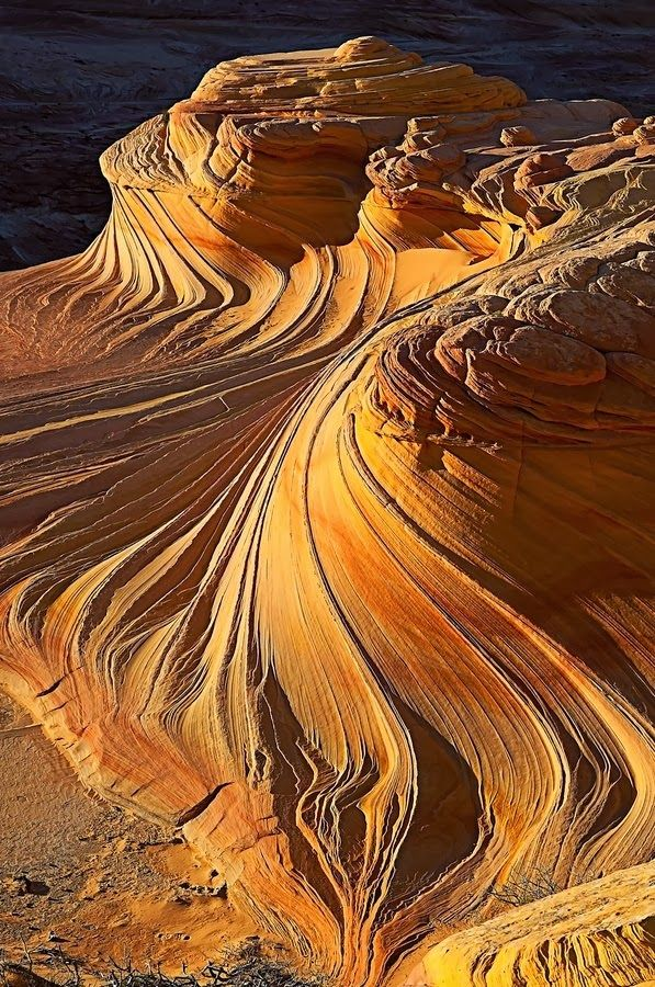 The Wave, Paria Canyon-Vermilion Cliffs, Arizona ++