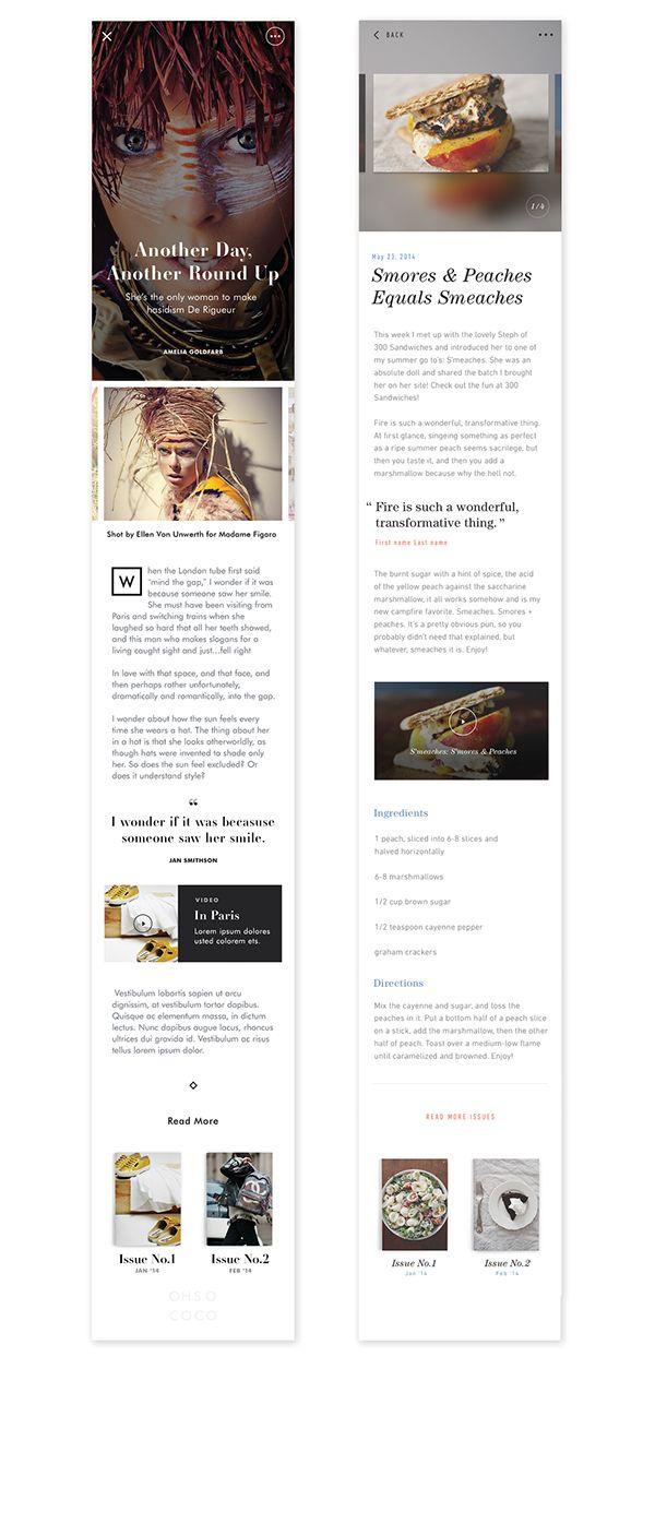 Dwnld - Stunning Native Mobile App   Abduzeedo Design Inspiration