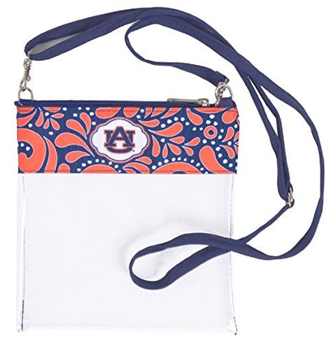 Pre-order NOW! Available Sept 24th. The last time they were in stock, they sold out in 2 hours! Auburn Tigers Clear Gameday Crossbody Bag Sports Team Acc... https://www.amazon.com/dp/B01K5C19SY/ref=cm_sw_r_pi_dp_x_DQW4xb8JYTDRX