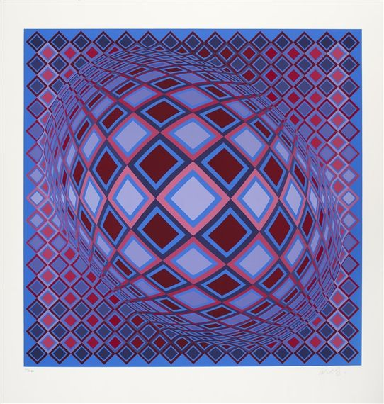 Basel - Victor Vasarely