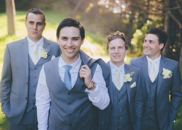 It's not all about the bride...   #groom #wedding #groomsmen #suits #gregcampbell