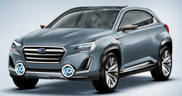 2016 Subaru Tribeca New Design