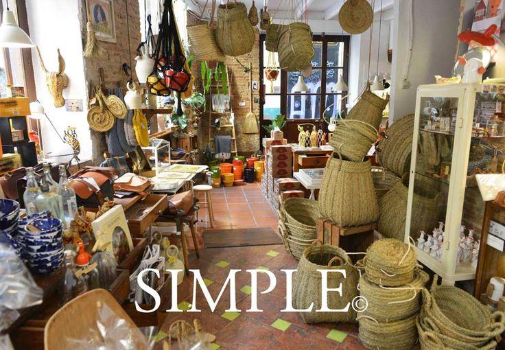 Tienda de productos artesanales