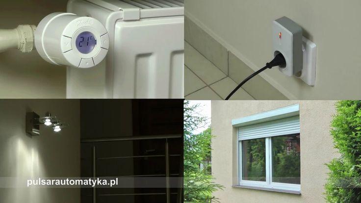 Sterowanie Roletami - Pulsar Bydgoszcz