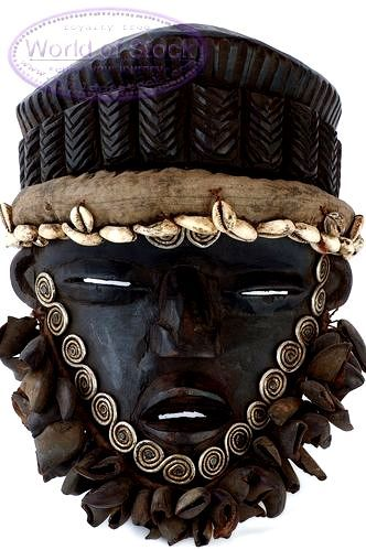 See too the following site for additional African mask images and information: http://www.zyama.com/index.htm