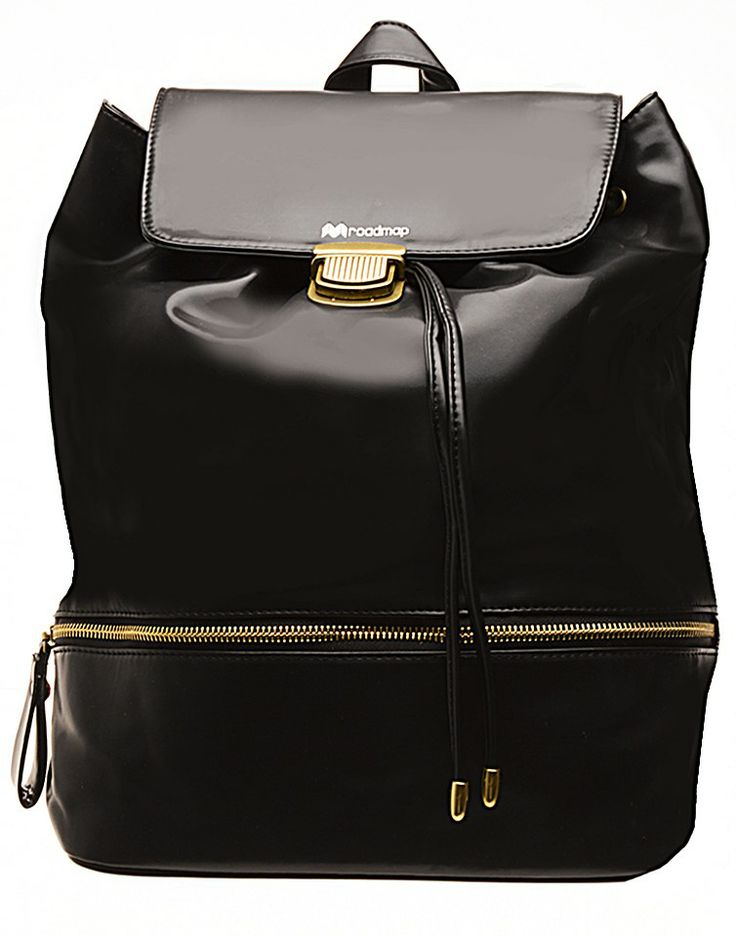 ROAD MAP | Zip Backpack - Women - Style36  #style36 #xmasshopping #wishlist