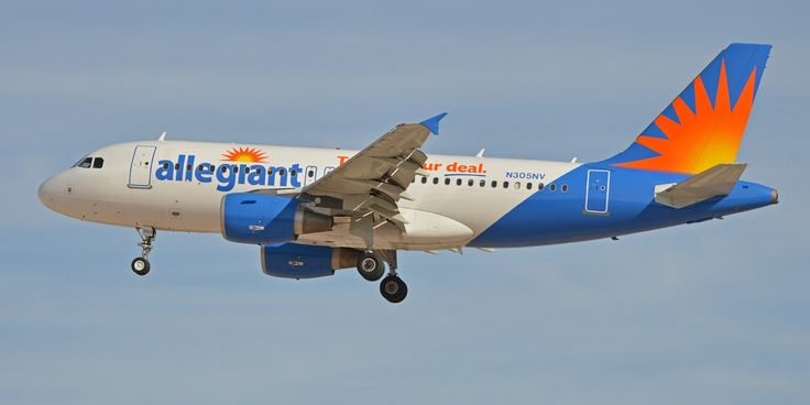 Allegiant Air to Expand With Seven New Routes • Airways Magazine