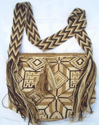 Mochilas, artesaniascolombianas , bolsos.