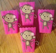 monkey baby shower decorations monkey baby
