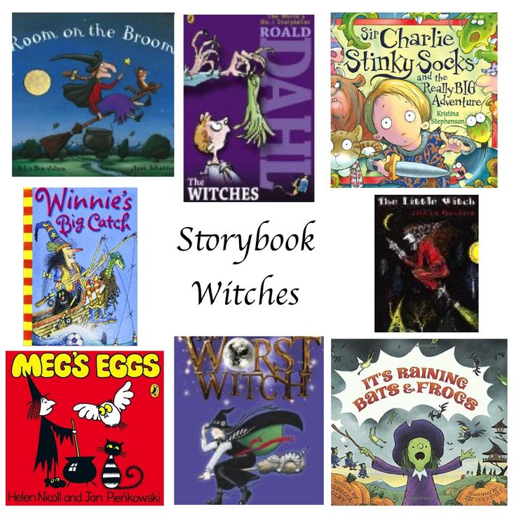 storybook witches halloween storiesbook - Story About Halloween