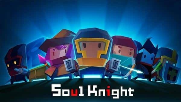 Soul Knight V2 5 0 Apk Mod Dinheiro Infinito Franco Atirador