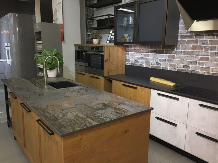 dekton trilium dekton mutfak tezgahlar pinterest kitchens. Black Bedroom Furniture Sets. Home Design Ideas