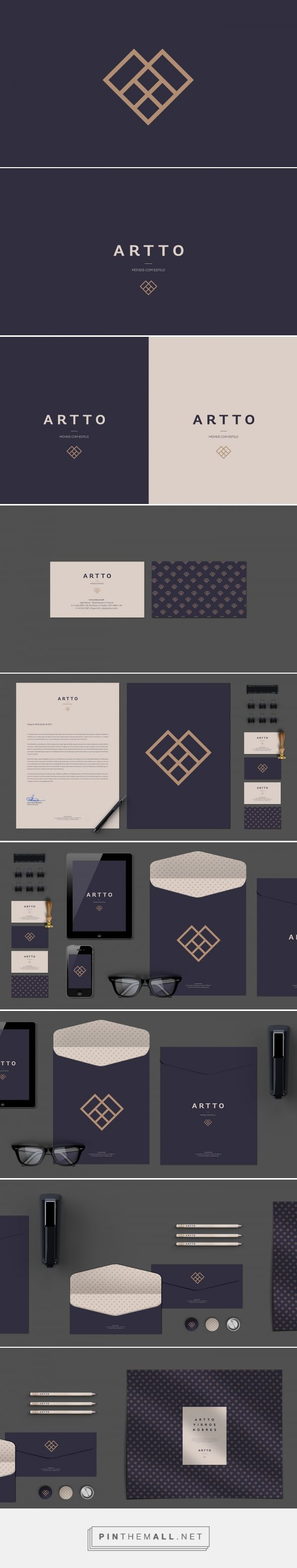 Artto Móveis com estilo Branding by Estudio Alice | Fivestar Branding Agency – Design and Branding Agency & Curated Inspiration Gallery