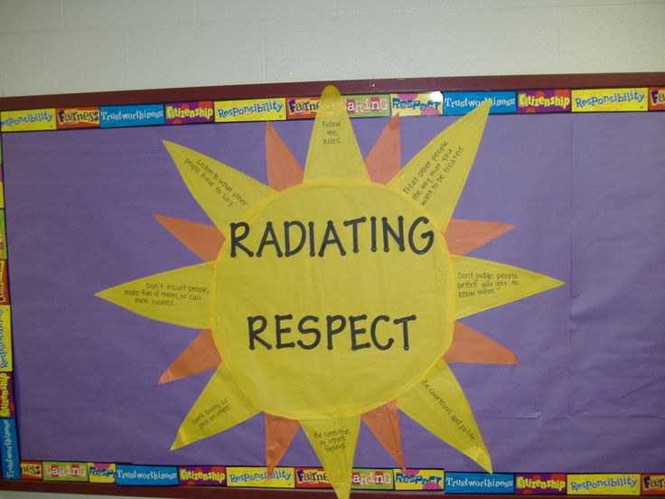 How to write about respect