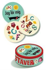 Ett litet spel kan nog få plats i påskägget. Jag lär mig bokstäver och andra roliga små spel finns hos www.barabokstaver.se