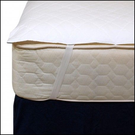Mattress Cover for King Size Bed