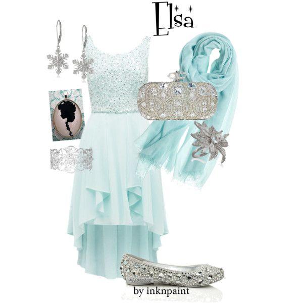 Elsa: Disney's Frozen