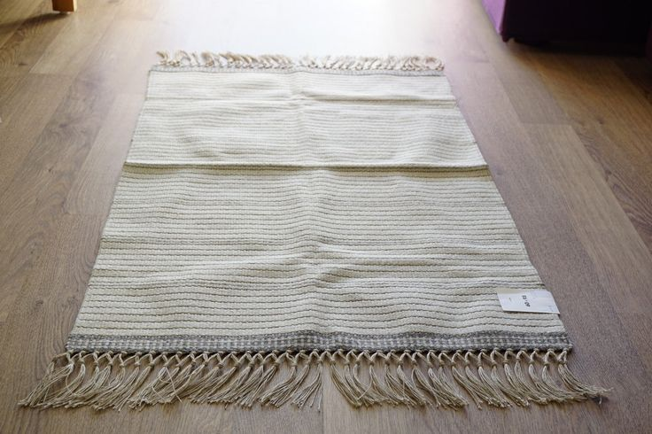 "Antique and Thick Rya Rug backing, 51.5"" x 39.5"" Hemmed Rya Rug backing for hand-knotting Rya Rug, large Scandinavian Rya Rug backing by ScandicDiscovery on Etsy"