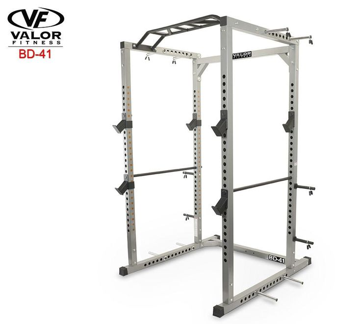 Valor Fitness BD-41 Valor Fitness Power Rack W/O Lat Pull