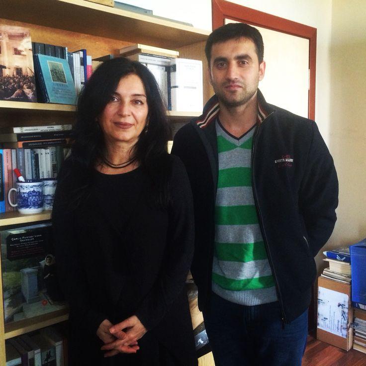Hocam Nazan Bekiroğlu ile