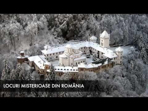 Locuri misterioase din Romania (TOTUL DESPRE TOT) - YouTube