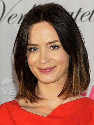 Emily blunt, Bobs and ...